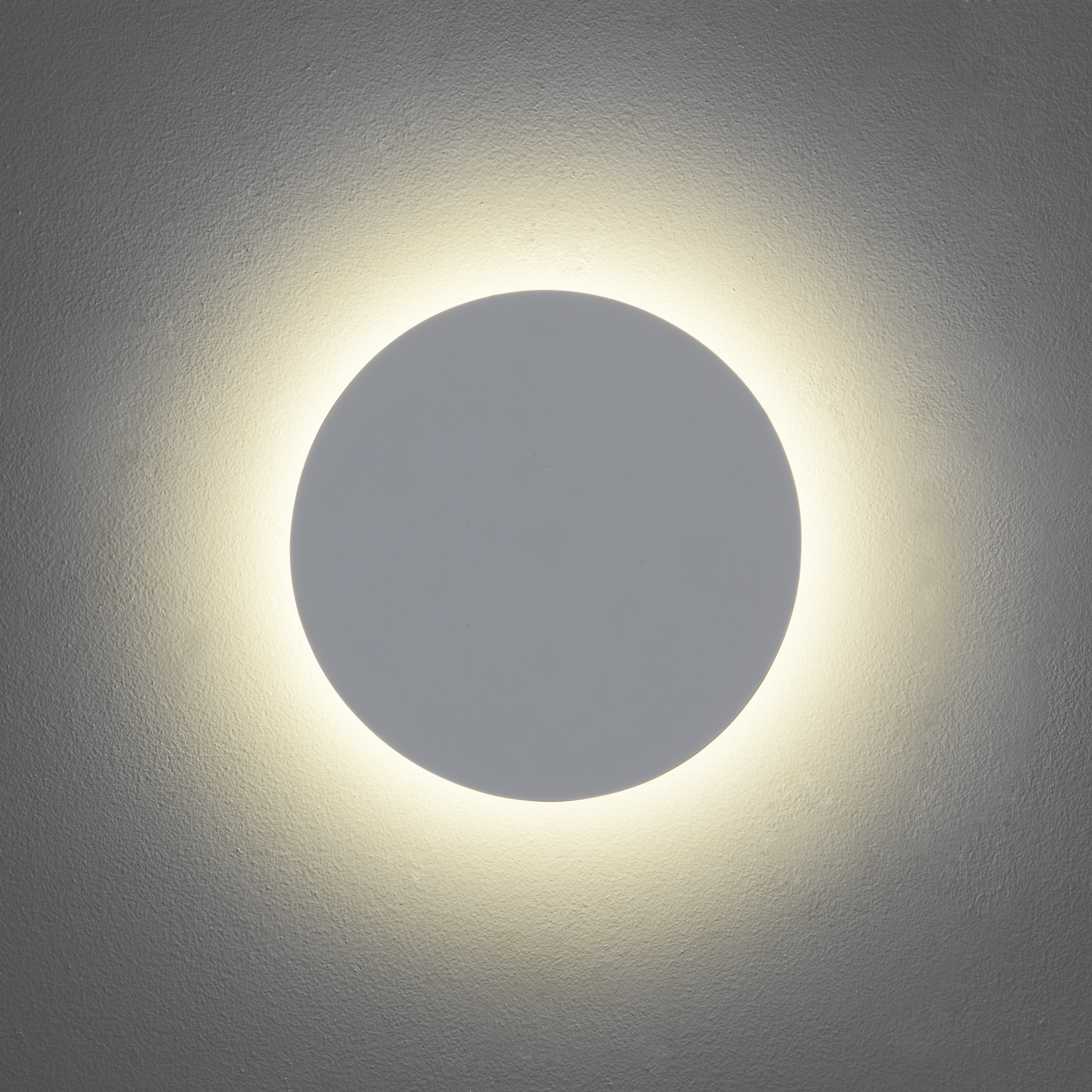 einzigartige-led-wandleuchte-mit-up-down-lichteffekt-eclipse-round-250-7c4 Erstaunlich Wandleuchte Up and Down Dekorationen