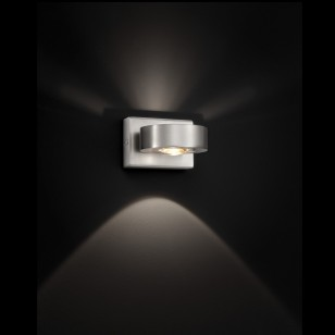 Design-Wandleuchte / Up & Downlight LED KNAPSTEIN 819