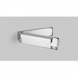 Wandleuchten TOSCA LED Nickel matt