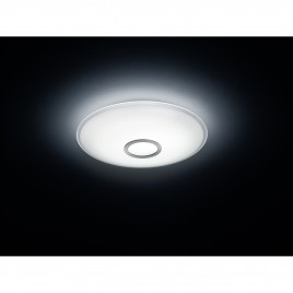 LED-Deckenlampe NUNO 15/ 1510 Nickel matt