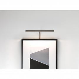 Bilderleuchten MONDRIAN 400 FRAME MOUNTED LED Nickel matt