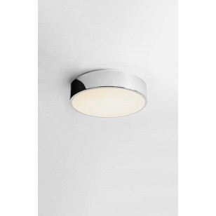 Design-Deckenlampe MALLON PLUS Chrom poliert