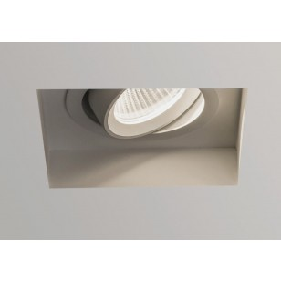 Einbauleuchten TRIMLESS SQUARE ADJUSTABLE LED weiß