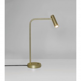 LED Tischlampe ENNA DESK Matt Gold