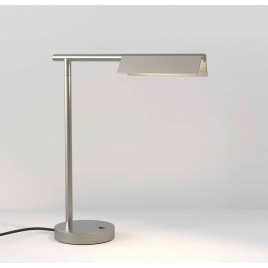 Tischleuchten Fold Table LED Nickel matt